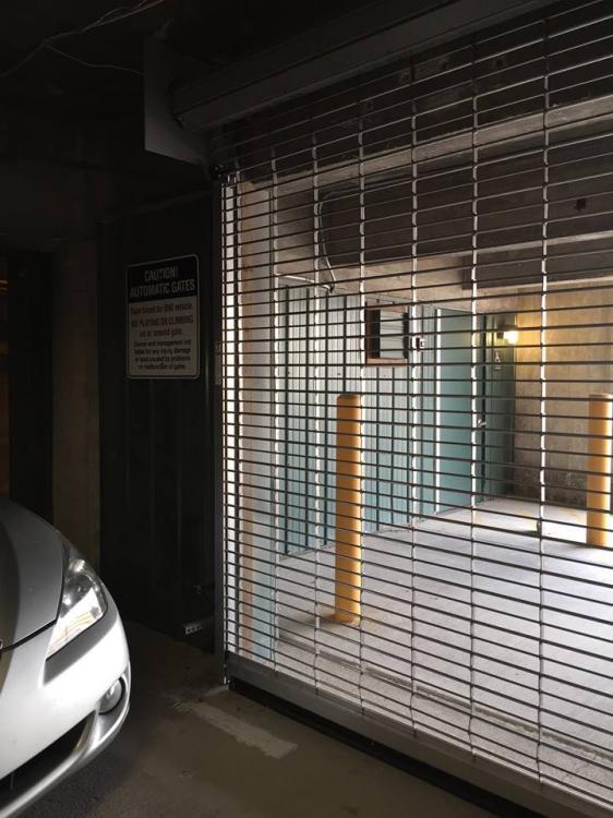 Portões de Enrolar para Condomínios