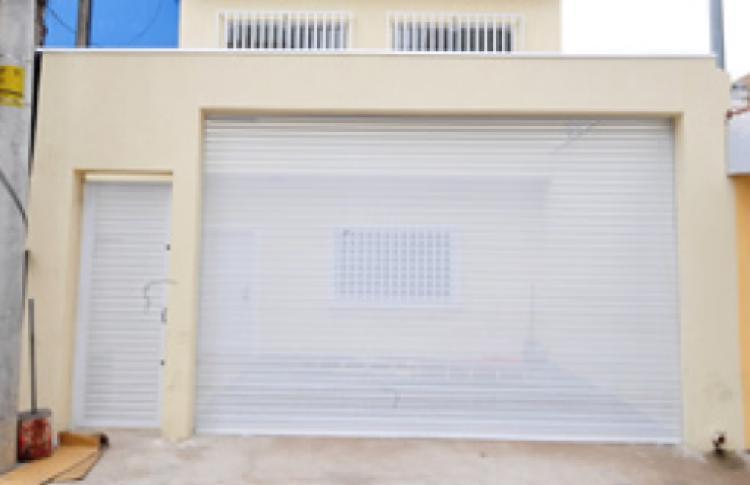 Portões de Enrolar para Garagem Residencial
